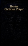 SHORTER CHRISTIAN PRAYER - LEATHER/GOLD LEAF BINDING