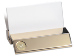 GOLD - BUSINESS CARD HOLDER #11E