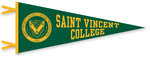 PENNANT ST. VINCENT COLLEGE-SEAL