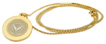 GOLD - PENDANT NECKLACE 4A/G-G