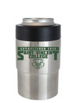 CAN COOLER - SILVER BOSS VACUUM INSULATED