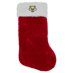 CHRISTMAS STOCKING W/ LOGO