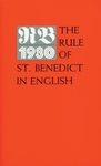 RULE OF ST BENEDICT IN ENGLISH (P)