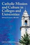 CATHOLIC MISSION & CULTURE IN COLLEGES & UNIVERSITIES