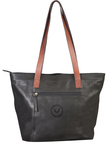 TOTE BAG - HARPER CANYON LEATHER TOTE