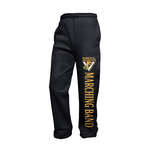 SWEATPANTS - SAINT VINCENT MARCHAING BAND - BLACK