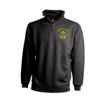 SWEATSHIRT - DAD 1/4 ZIP W/ LOGO