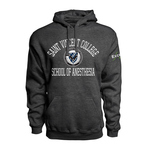SWEATSHIRT - HD SCHOOL OF ANESTHESIA W/ SAINT VINCENT SEAL AND EXCELA HEALTH