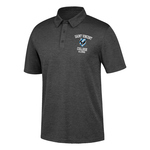 POLO SHIRT - CARBON ALUMNI W/ SHIELD