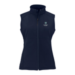 VEST - WOMEN'S NAVY BONDED W/ SHIELD