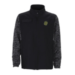 JACKET - MEN'S BLACK SOHO W/ PAW LOGO