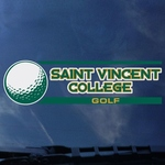 DECAL - ST. VINCENT COLLEGE GOLF