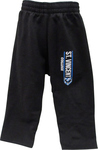 SWEATPANTS - TODDLER & YOUTH BLACK W/ SHIELD