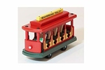 MISTER ROGERS - NEIGHBORHOOD TROLLEY - FULL SIZE
