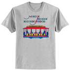 T-SHIRT - MISTER ROGERS' NEIGHBORHOOD TROLLEY (YOUTH)