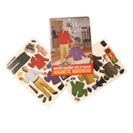 MISTER ROGERS HELLO NEIGHBOR MAGNETIC DRESS-UP