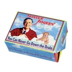 FRED ROGERS BATH SOAP - NEVER GO DOWN THE DRAIN