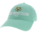 BASEBALL CAP - MOM SCRIPT IN SPEARMINT