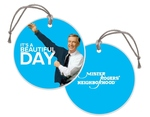 "MISTER ROGERS ""IT'S A BEAUTIFUL DAY"" CHRISTMAS ORNAMENT 3"""