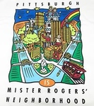 T-SHIRT - PITTSBURGH IS MISTER ROGERS' NEIGHBORHOOD (YOUTH)