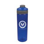 WATER BOTTLE - TRITAN WALKABOUT BLUE W/ SEAL