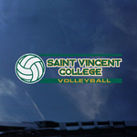 DECAL - ST. VINCENT COLLEGE VOLLEYBALL