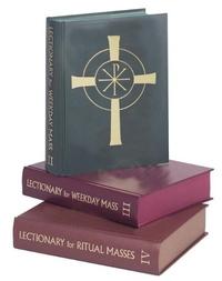LECTIONARY SET - WEEKDAY (SET OF 3 BOOKS)