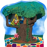 MISTER ROGERS CAT'S MEOW - TREE