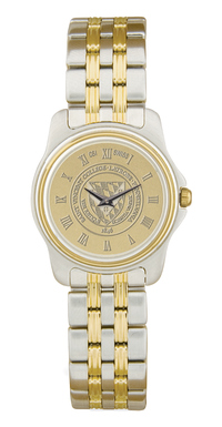 GOLD - LADIES WATCH TWO TONE W/ BRACLET