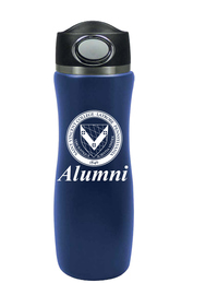 MUG - 14 OZ BLUE METROPOLIS INSULATED TUMBLER