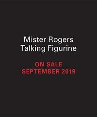 MISTER ROGERS TALKING FIGURINE