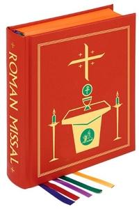 ROMAN MISSAL - 3RD EDITION - CHAPEL EDITION