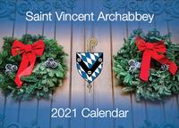 CALENDAR - SAINT VINCENT ARCHABBEY 2021