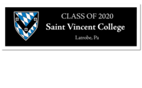 BANNER - CLASS OF 2020 W/ SHIELD