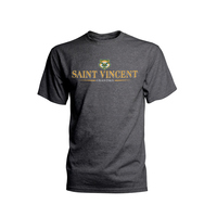 T Shirt Grandma W Line And Bearcat Logo Saint Vincent College