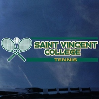 DECAL - ST. VINCENT COLLEGE TENNIS