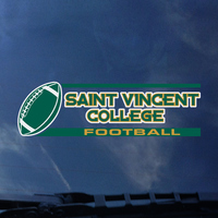 DECAL - ST. VINCENT COLLEGE FOOTBALL