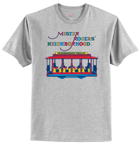 T-SHIRT - MISTER ROGERS' NEIGHBORHOOD (YOUTH)