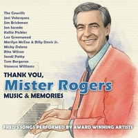THANK YOU MISTER ROGERS: MUSIC & MEMORIES CD
