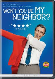 WON'T YOU BE MY NEIGHBOR DVD