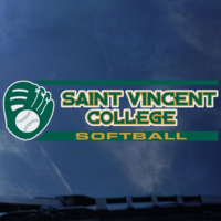 DECAL - ST. VINCENT COLLEGE SOFTBALL